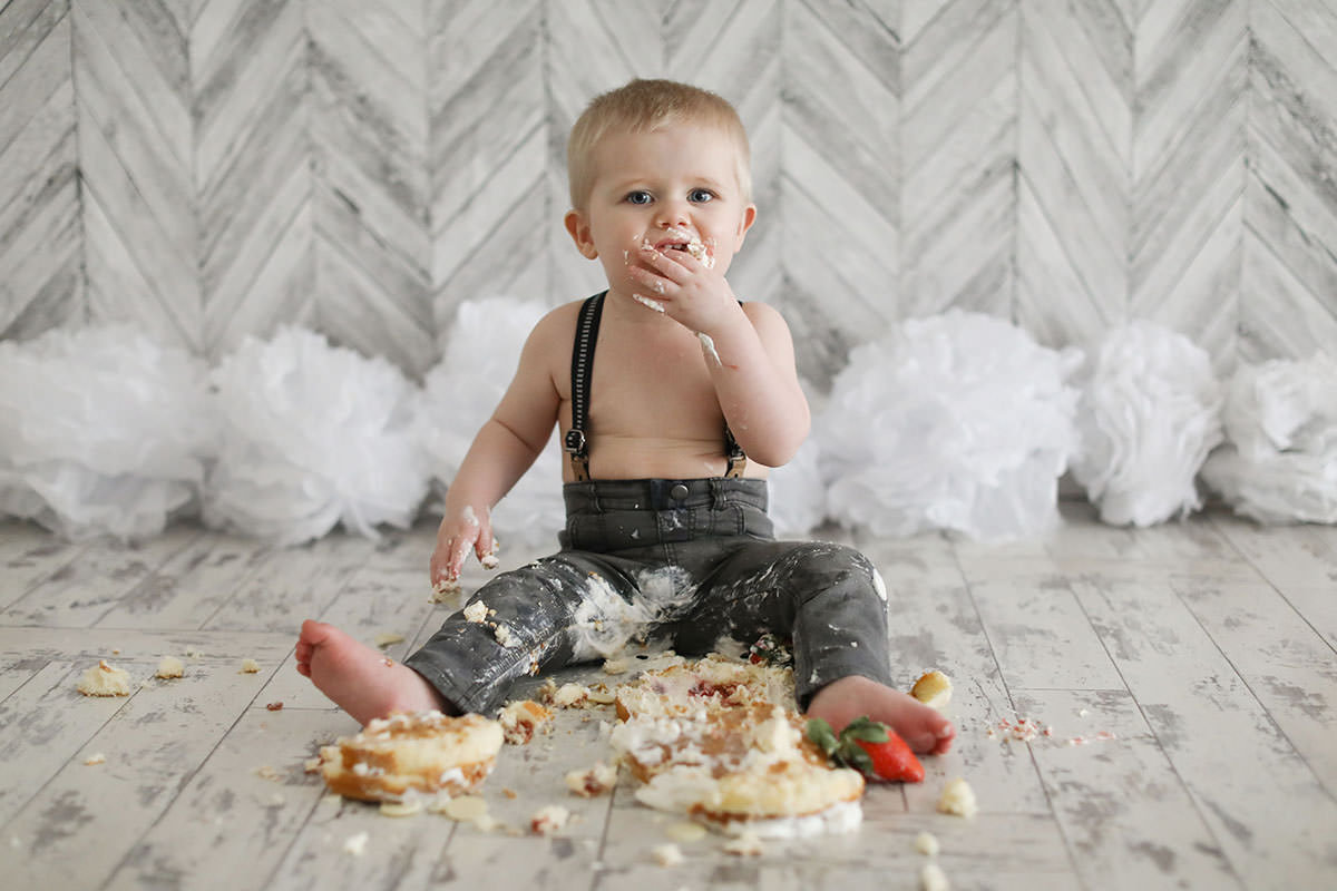 cake smash photography boys