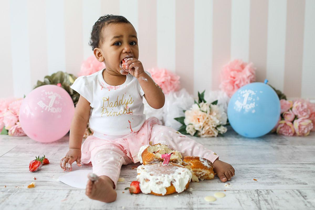 cake smash ballon