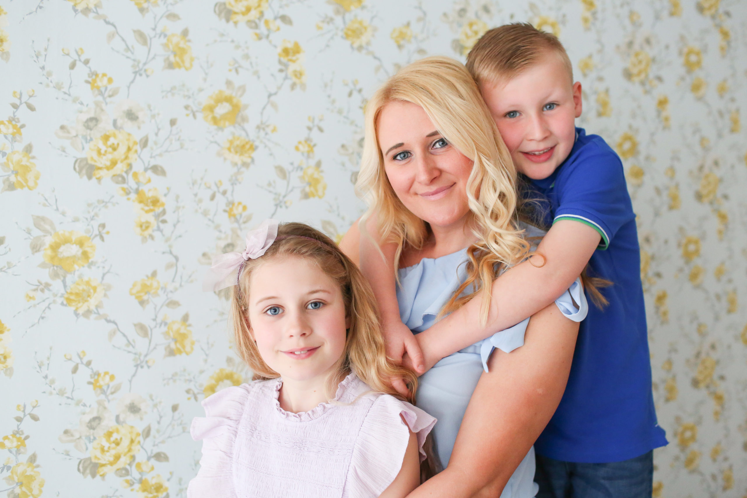 family portrait photographers Manchester creative