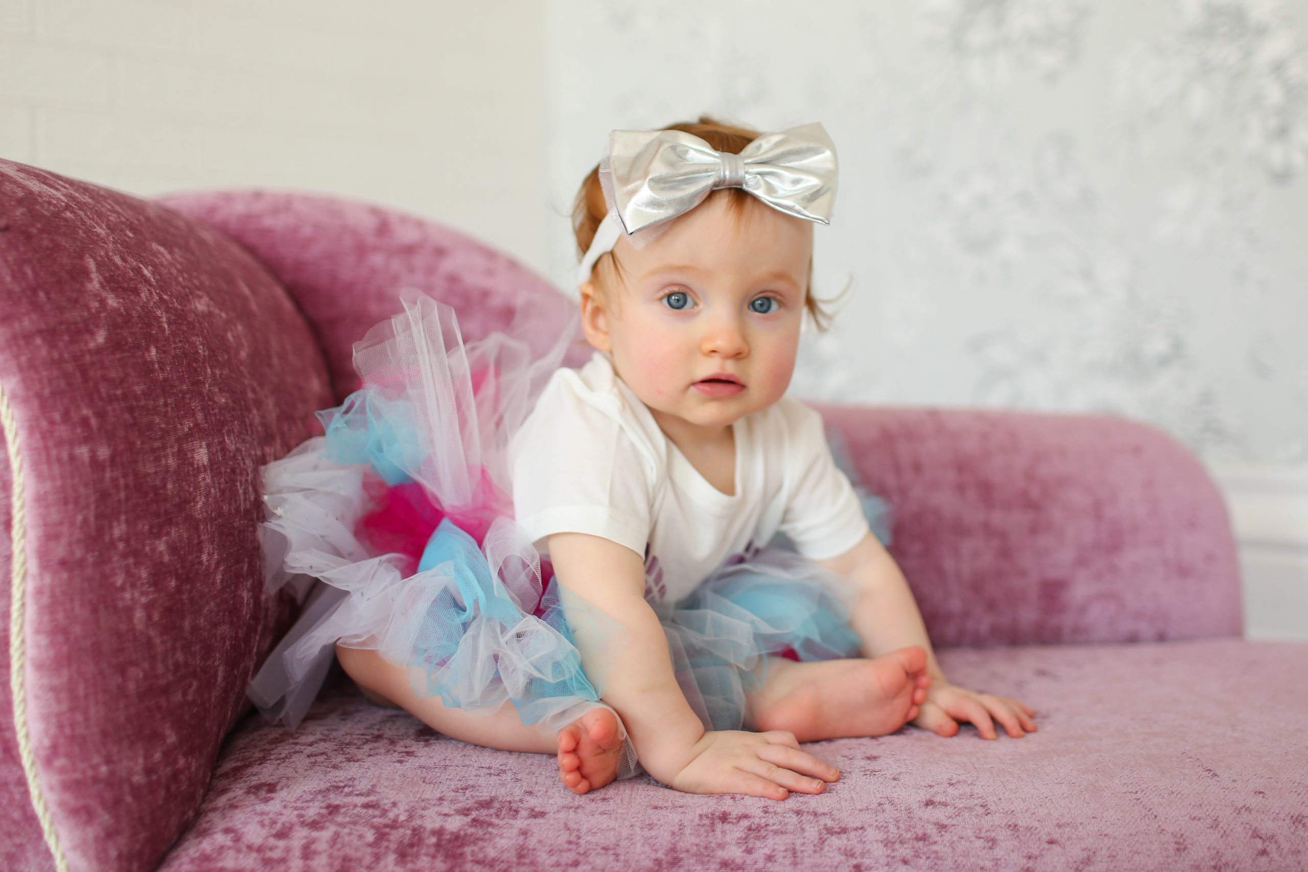 Baby Photography unicorn tutu